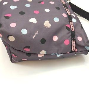 Lesportsac Bags - Lesportsac Heart Parade Shellie Crossbody Bag